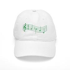 """Clover Green """"Rue's Whistle"""" Baseball Cap"""