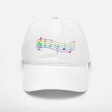 "Rainbow ""Rue's Whistle"" Baseball Baseball Cap"