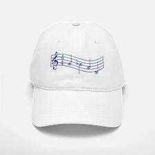 """Mockingjay Blue """"Rue's Whistle"""" Baseball Baseball Cap"""