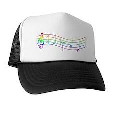 "Rainbow ""Rue's Whistle"" Trucker Hat"