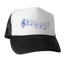 "Mockingjay Blue ""Rue's Whistle"" Trucker Hat"