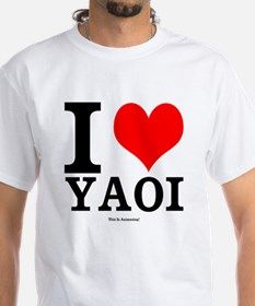 Men's I Heart Yaoi T-Shirt