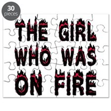 The Girl who was on Fire Puzzle