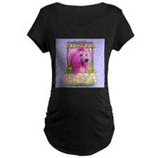 Easter Egg Cookies - Poodle T-Shirt