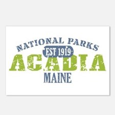 Acadia National Park Maine Postcards (Package of 8