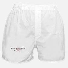 Murder Mystery Games Supersta Boxer Shorts