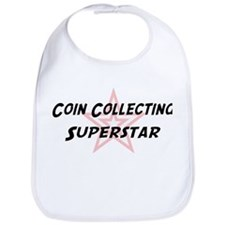 Coin Collecting Superstar Bib