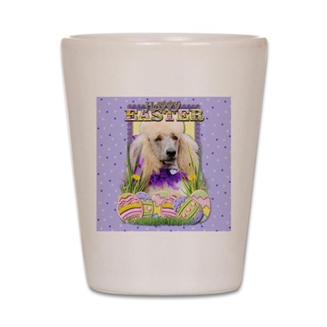 Easter Egg Cookies - Poodle Shot Glass