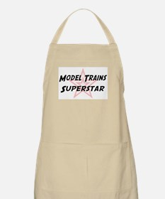 Model Trains Superstar BBQ Apron