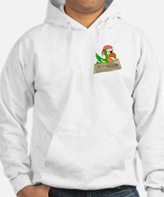 Parrots of the Caribbean Hoodie