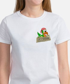 Parrots of the Caribbean Tee