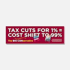 Tax Cuts/Cost Shift (Car Magnet 10x3)