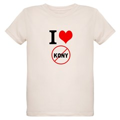 I Heart Stop Kony T-Shirt