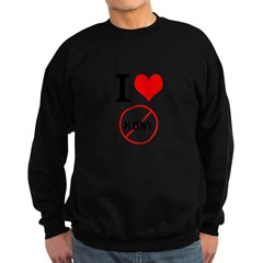 I Heart Stop Kony Sweatshirt