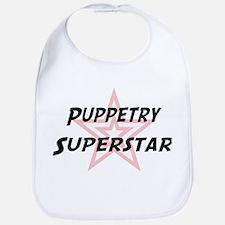 Puppetry Superstar Bib