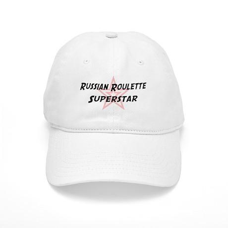 Russian Roulette Superstar Cap