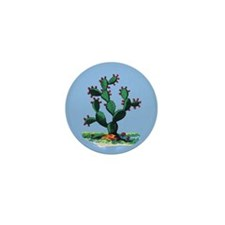 Loteria_ Nopal Mini Button (10 pack)
