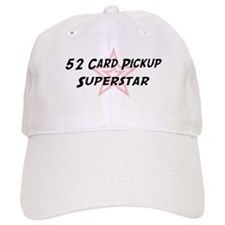 52 Card Pickup Superstar Baseball Cap