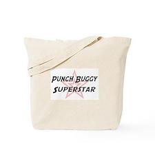 Punch Buggy Superstar Tote Bag