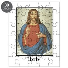 BRB JESUS (BE RIGHT BACK) Puzzle