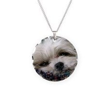 ALAC Rescue Necklace Circle Charm
