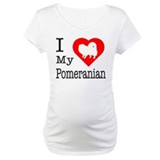 I Love My Pointer Shirt
