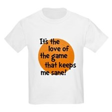Love of the Game T-Shirt