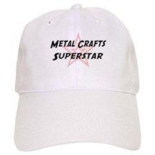 Metal Crafts Superstar Baseball Cap