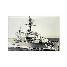 USS RICHARD B. ANDERSON Rectangle Magnet