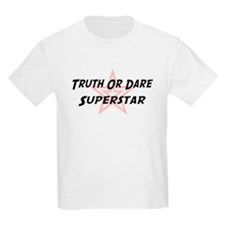 Truth Or Dare Superstar Kids T-Shirt