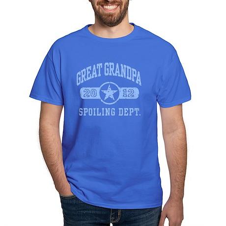 Great Grandpa 2012 Dark T-Shirt