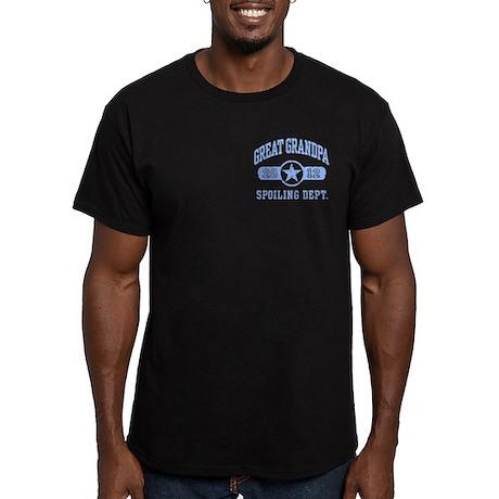 Great Grandpa 2012 Men's Fitted T-Shirt (dark)