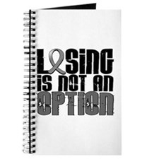 Losing Is Not An Option Brain Tumor Journal