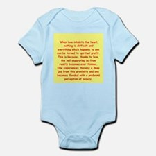 Sufi Sayings Onesie
