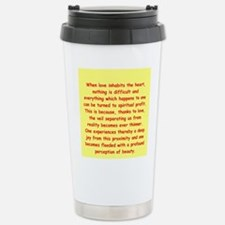 Sufi Sayings Travel Mug