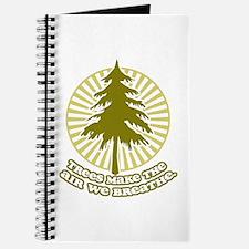 Trees Make Air Journal