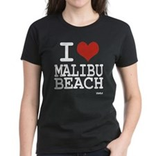 I love Malibu beach Tee