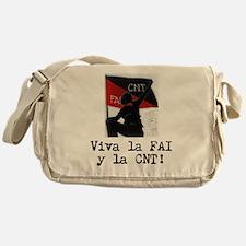 Viva La FAI Messenger Bag