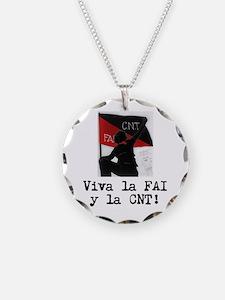 Viva La FAI Necklace