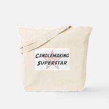 Candlemaking Superstar Tote Bag