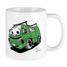 TET's Frog Van Mug