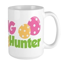 Easter Girl Big Egg Hunter Mug