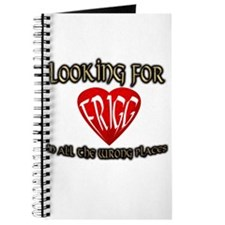 Looking for Frigg Journal