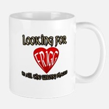 Looking for Frigg Mug