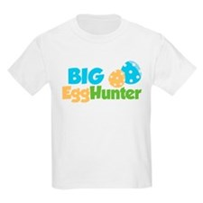 Easter Boy Big Egg Hunter T-Shirt