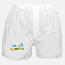 Easter Boy Little Egg Hunter Boxer Shorts