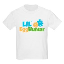 Easter Boy Little Egg Hunter T-Shirt