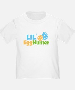 Easter Boy Little Egg Hunter T