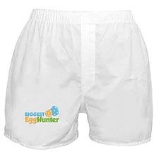 Easter Boy Biggest Egg Hunter Boxer Shorts