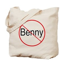 Bennies Tote Bag